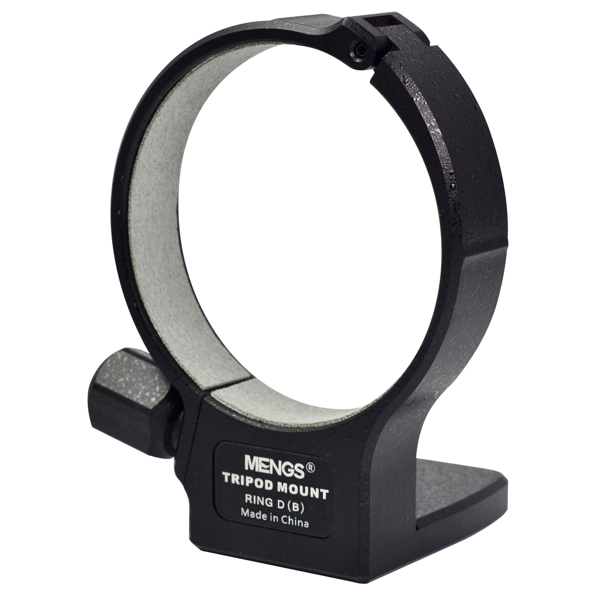 MENGS® 68mm Tripod Mount Ring D (B) with Aluminum Alloy Material For Canon EF 100mm f/2.8L IS USM