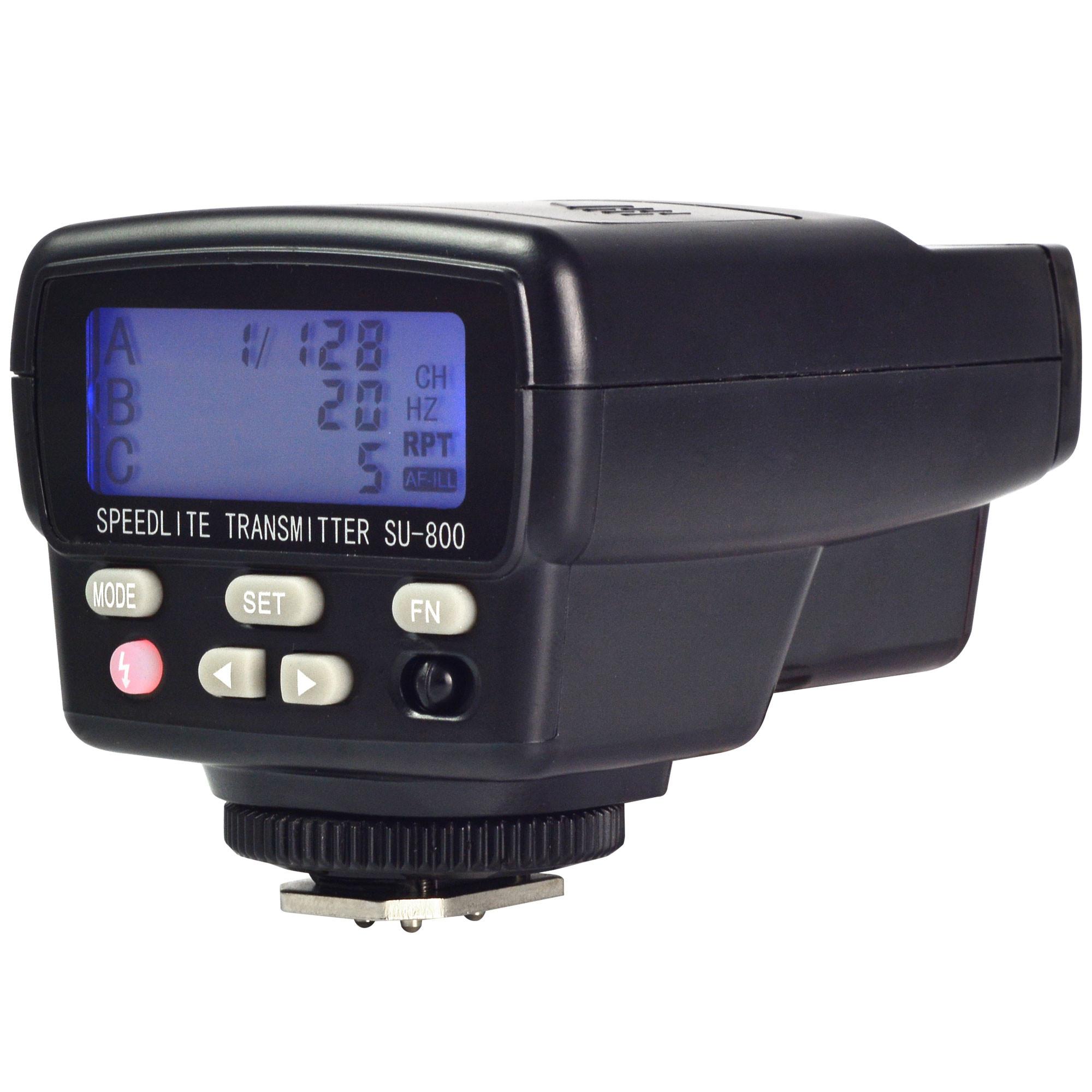 DEBAO® SU-800  i-TTL Infra-red Speedlite Wireless Transmitter For Nikon Camera