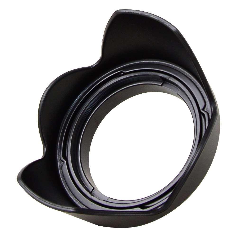 Mengsphoto Mengs 52mm Universal Flower Shape Lens Hood Sanp Screw For Cameras Mount Sku