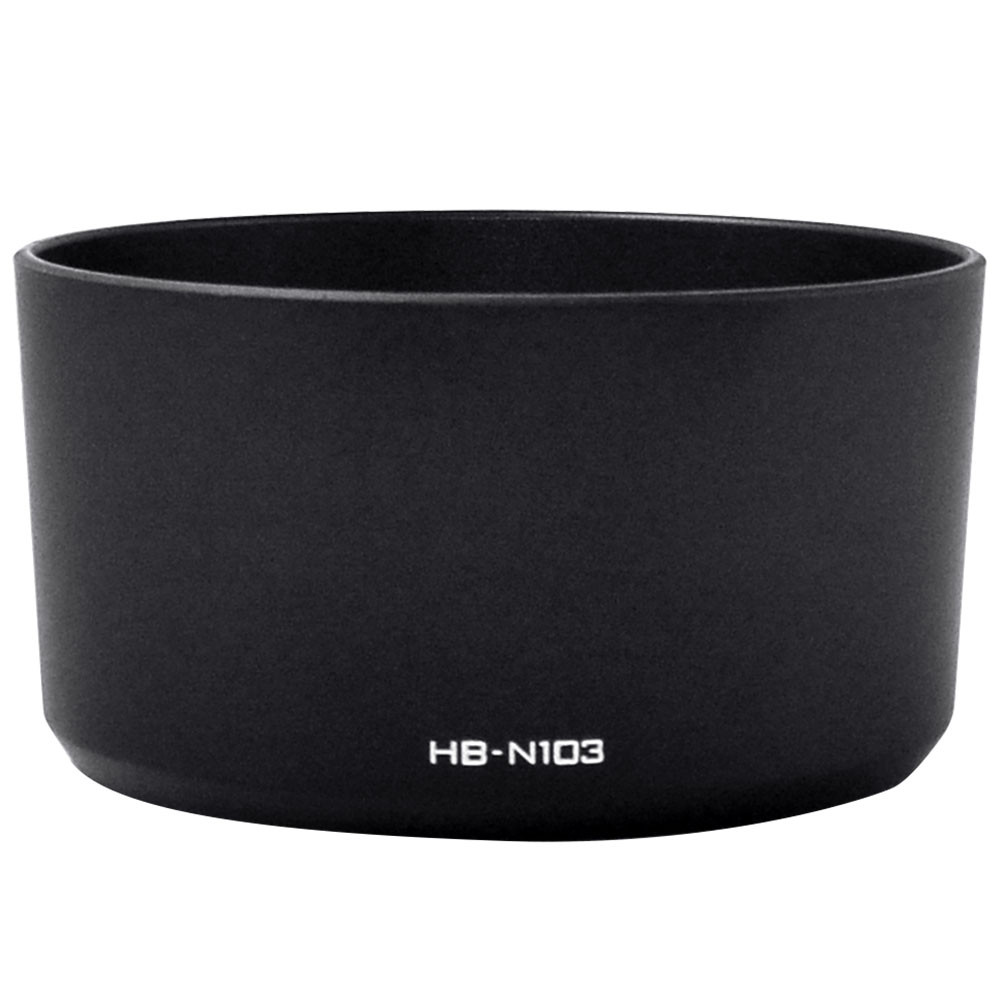 MENGS® HB-N103 Bayonet Lens Hood for Nikon VR 30-110mm f/3.8-5.6