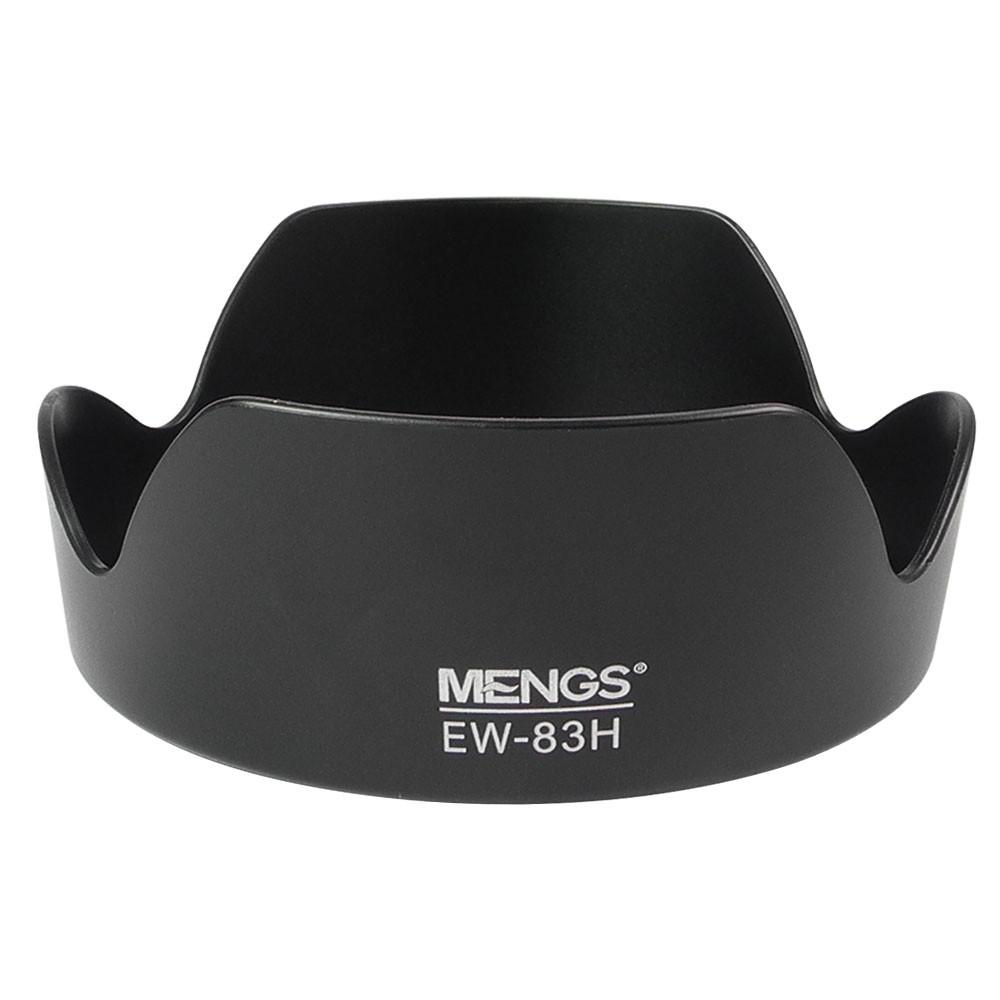 MENGS® EW-83H Petal Shape Lens Hood for Canon EF 24-105mm f/4L IS USM