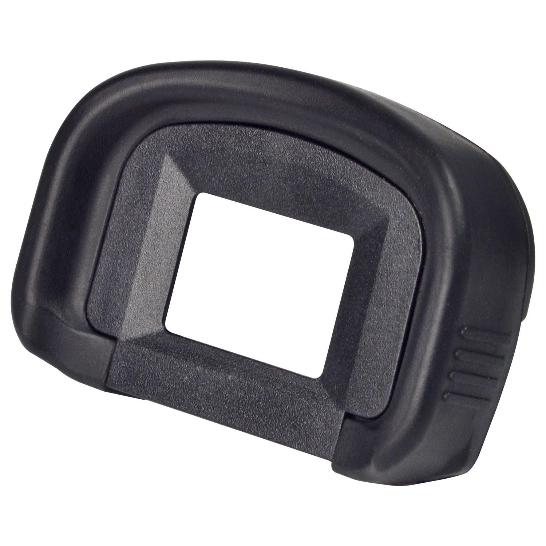 MENGS® EG Rubber EyeCup Eyepiece For Canon DSLR EOS-1D X EOS-1Ds Mark III EOS-1D Mark IV EOS-1D Mark III EOS 5D Mark III EOS 7D