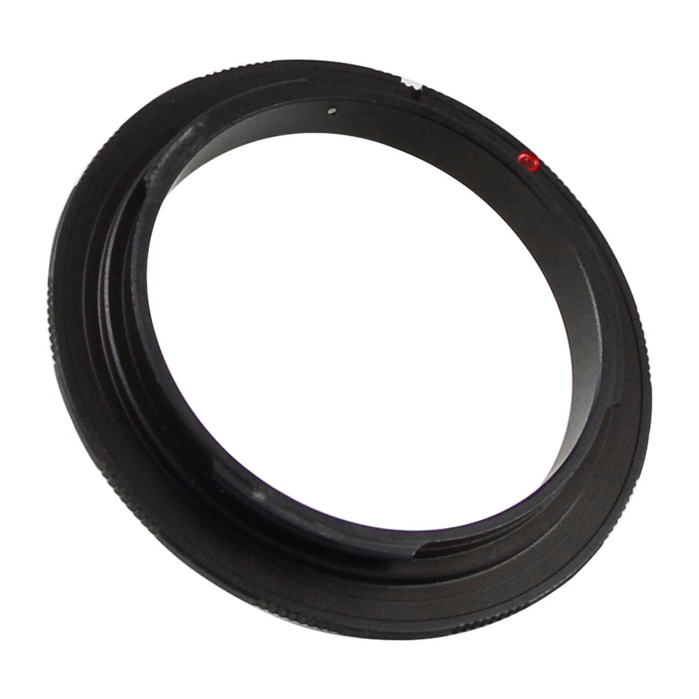 MENGS® 58mm Lens Mount Adapter Ring Alloy Aluminum Material For Canon EOS EF EF-S Camera Body