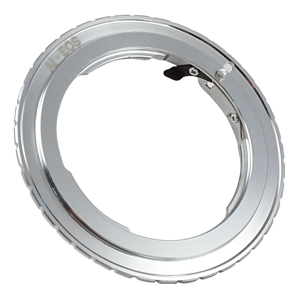 MENGS® AI-EOS lens mount adapter ring copper material for Nikon AI Lens to Canon EF camera body