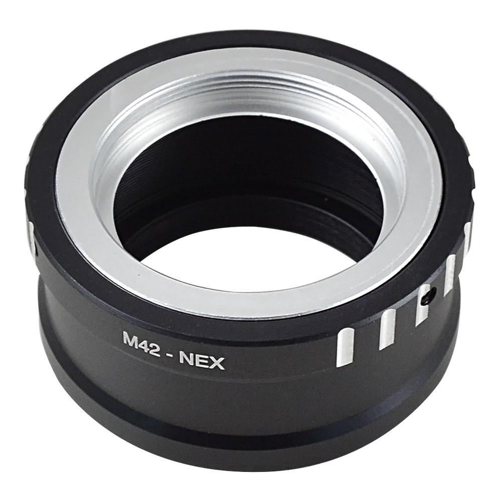 M42 Nex Lens Mount Adapter Ring Aluminum Material For M42