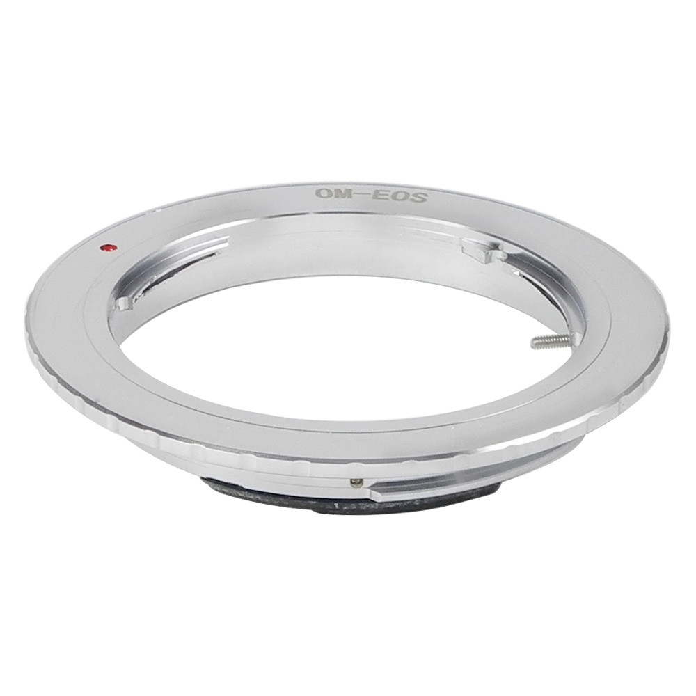 MENGS® OM-EOS Lens Mount Adapter with 6 Generation Confirm Chip With Copper Olympus OM Lens to Canon 1D Series 300D 350D 400D 450D 500D 550D 10D 20D 30D 40D 50D 60D 5D 5D II 7D Camera
