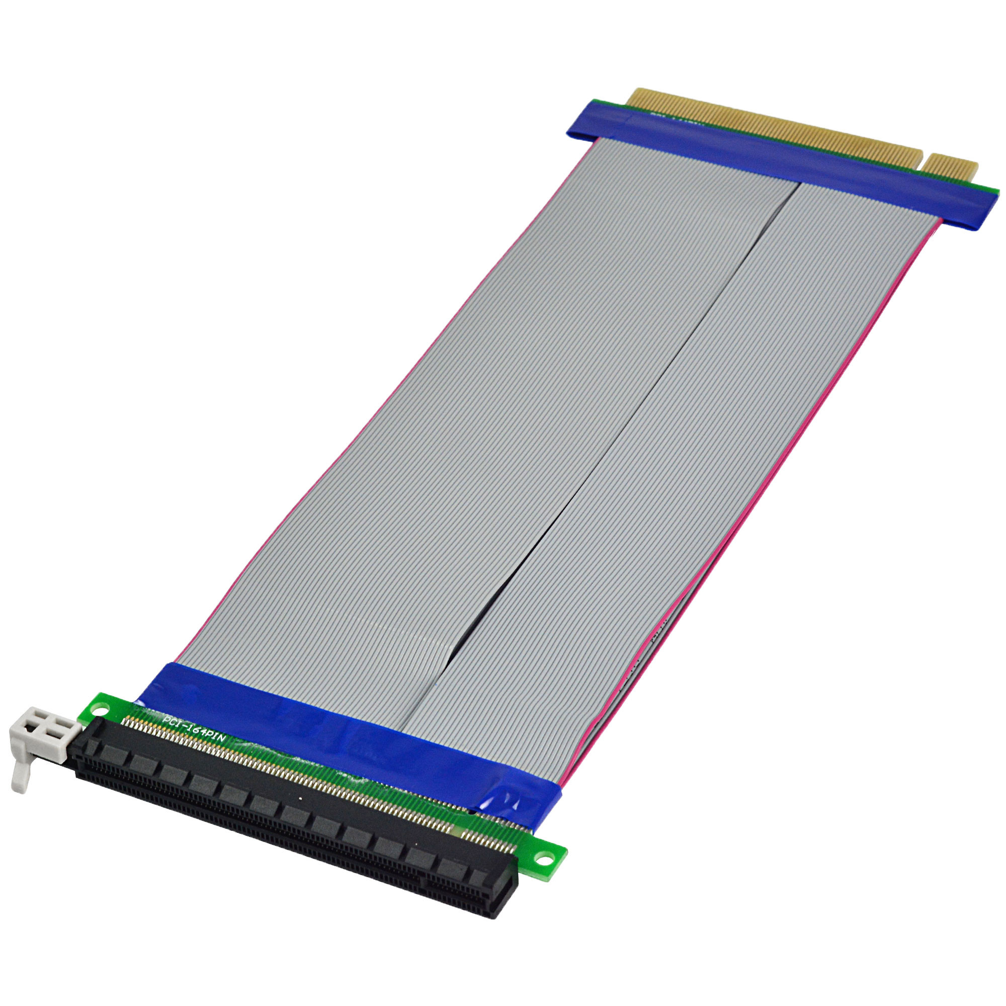MENGS® PCI-E Express 16x Riser Card Extension Powered Cable - 190mm
