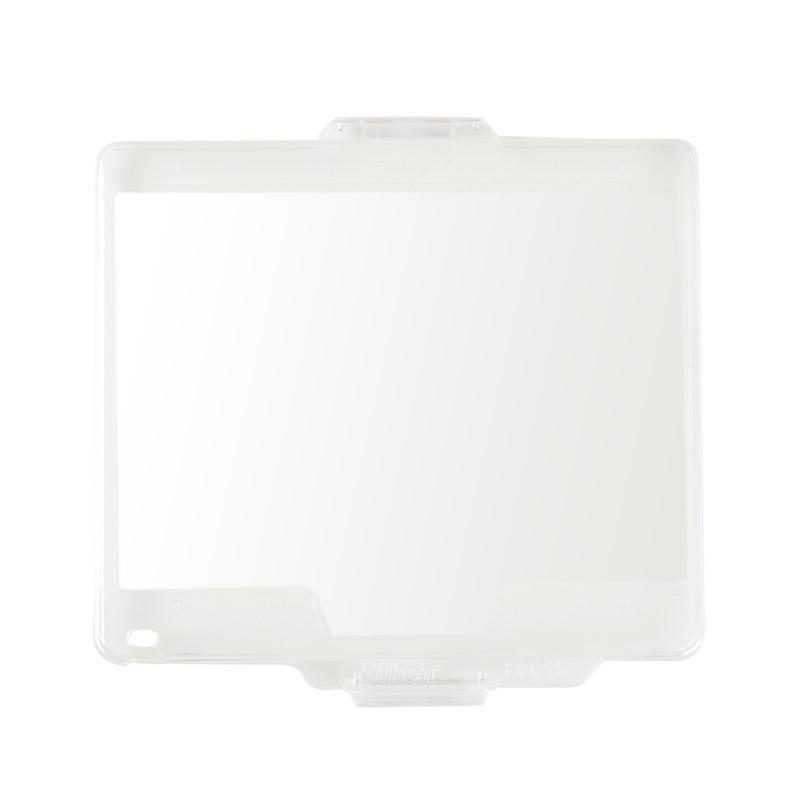MENGS® BM-12 LCD Hard Plastic Cover Screen Protector For Nikon DSLR D800 D800E Camera