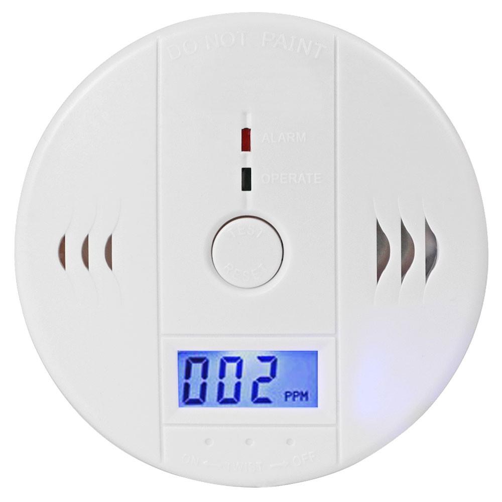 MENGS® Upgrade Independent model Digital LCD display Carbon monoxide Detector