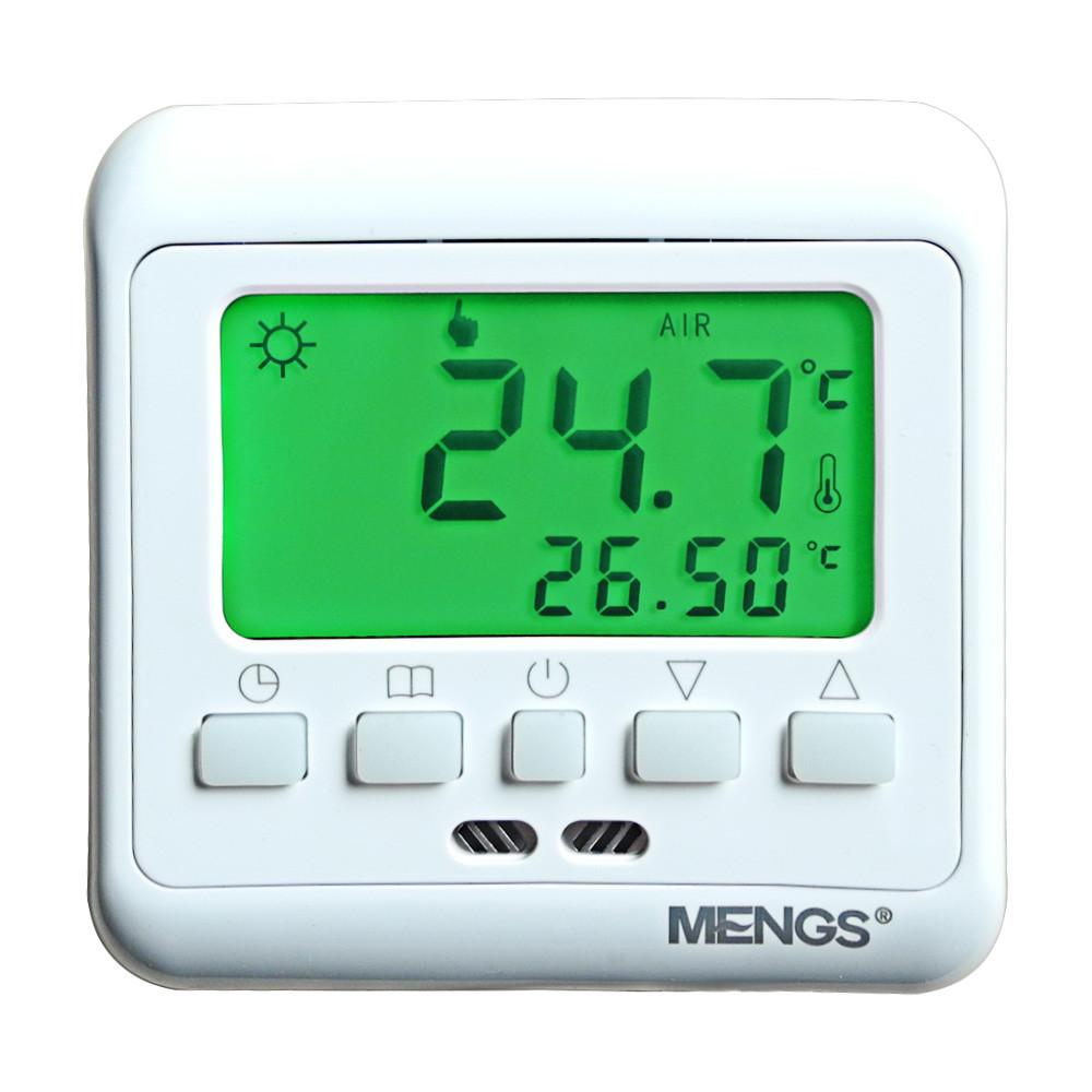 c08 programming heating thermostat user manual