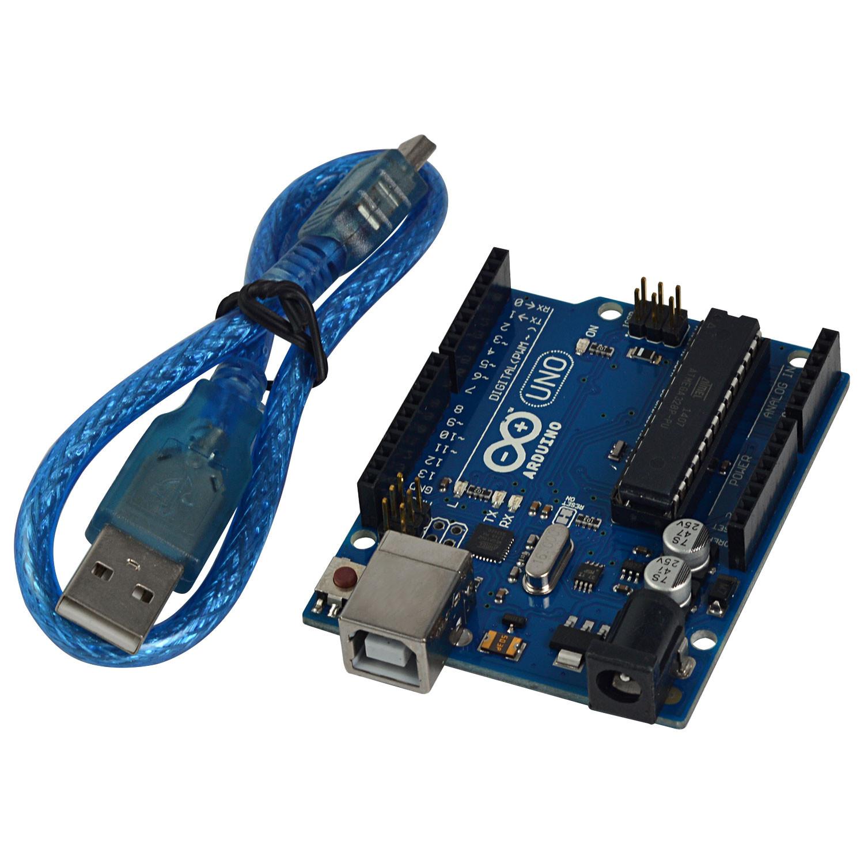 MENGS® UNO R3 2012 Development Board MEGA328P ATMEGA16U2 + Free USB Cable For Arduino