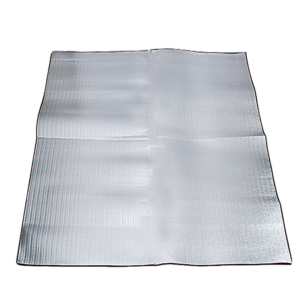 MENGS® Foldable Folding Sleeping Mattress Mat Pad Waterproof Aluminum Foil EVA Outdoor Camping Mat
