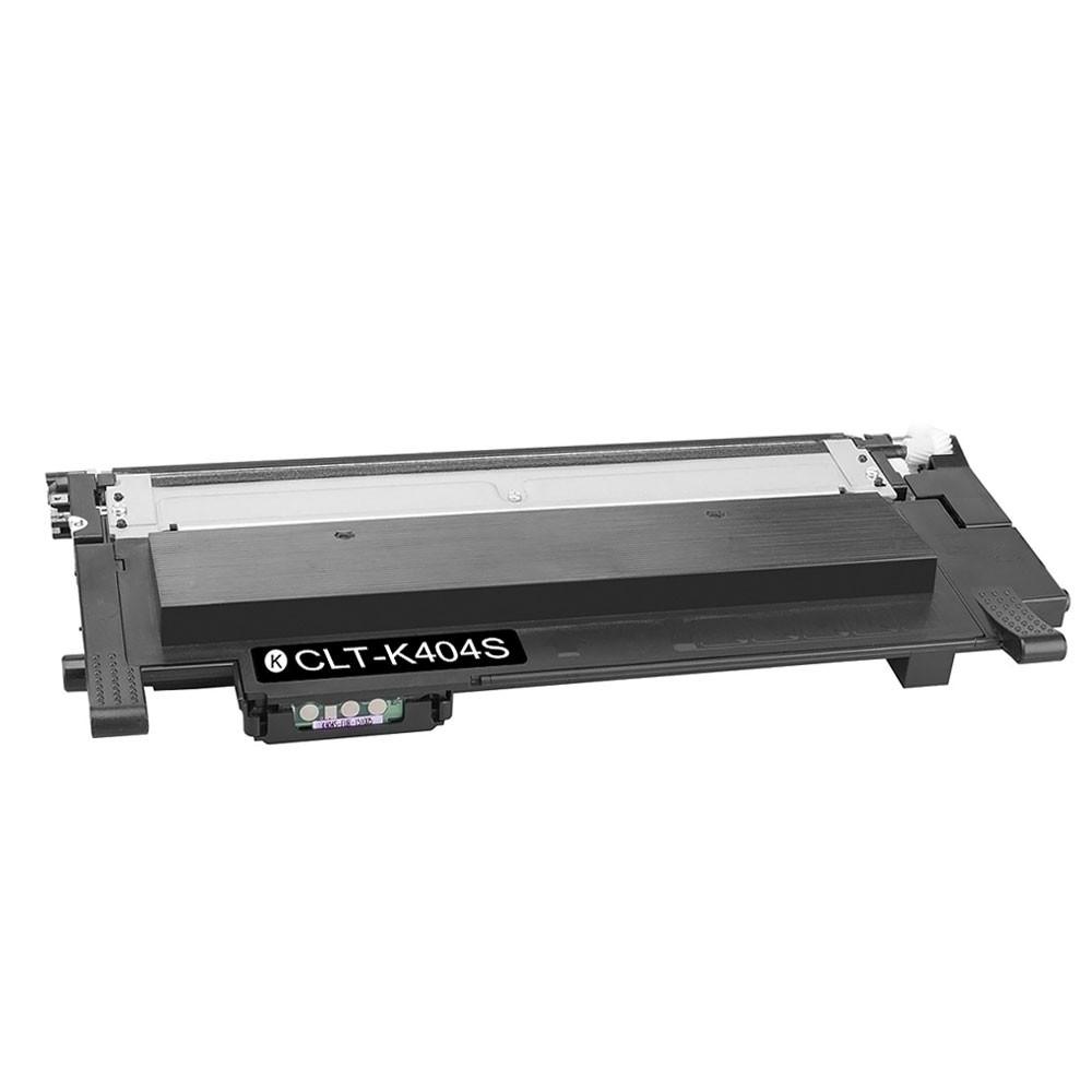 MENGS® CLT-K404S Laser Toner Cartridge Black For Samsung Xpress SL-C430/XSS, SL-C430W/XSS, SL-C480/XSS, SL-C480W/XSS, SL-C480FW/XSS Printer