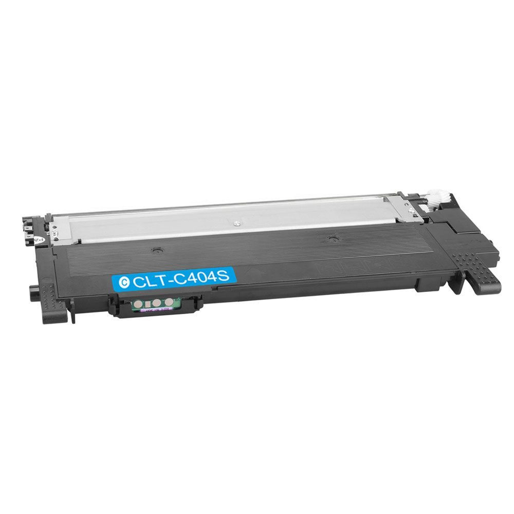 MENGS® CLT-C404S Laser Toner Cartridge Cyan For Samsung Xpress SL-C430/XSS, SL-C430W/XSS, SL-C480/XSS, SL-C480W/XSS, SL-C480FW/XSS Printer