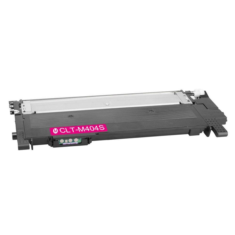 MENGS® CLT-M404S Laser Toner Cartridge Magenta For Samsung Xpress SL-C430/XSS, SL-C430W/XSS, SL-C480/XSS, SL-C480W/XSS, SL-C480FW/XSS Printer