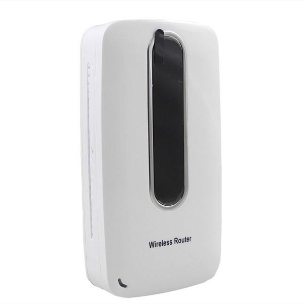 MENGS® 3G Mini MiFi / Wireless 802.11b/g/n Standard 150Mbps USB Broadband Hotspot Router Support WCDMA and EVDO network service area + 3000mAh Powerbank