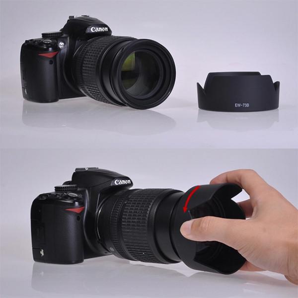 EW-73B Petal Lens Hood For Canon EF-S 18-135mm f//3.5-5.6 IS 17-85mm F//4-5.6 IS