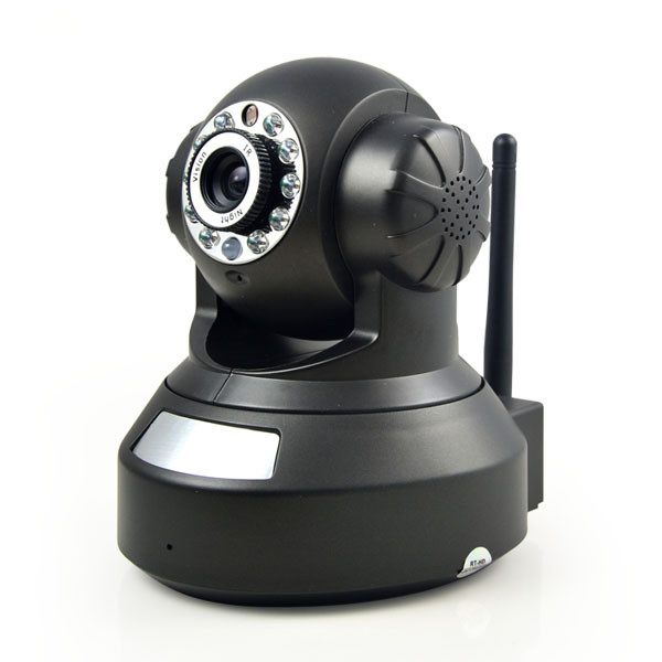 MENGS® HD 720P Wireless WiFi IP Camera H.264 P2P Network Dome CCTV Security Camera P/T