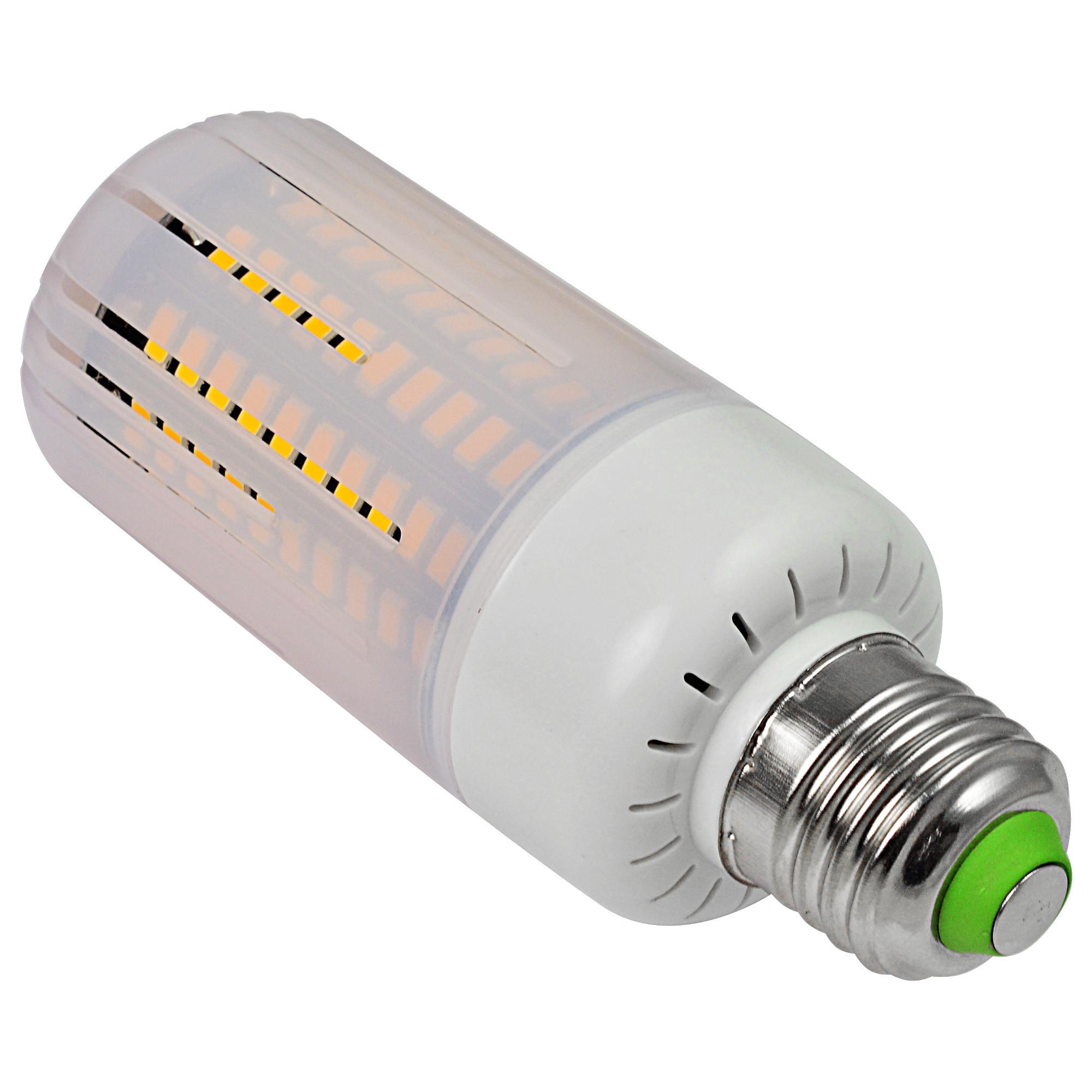 anti strobe e27 15w led corn light 120x 5736 smd lb led bulb lamp in warm white energy saving. Black Bedroom Furniture Sets. Home Design Ideas