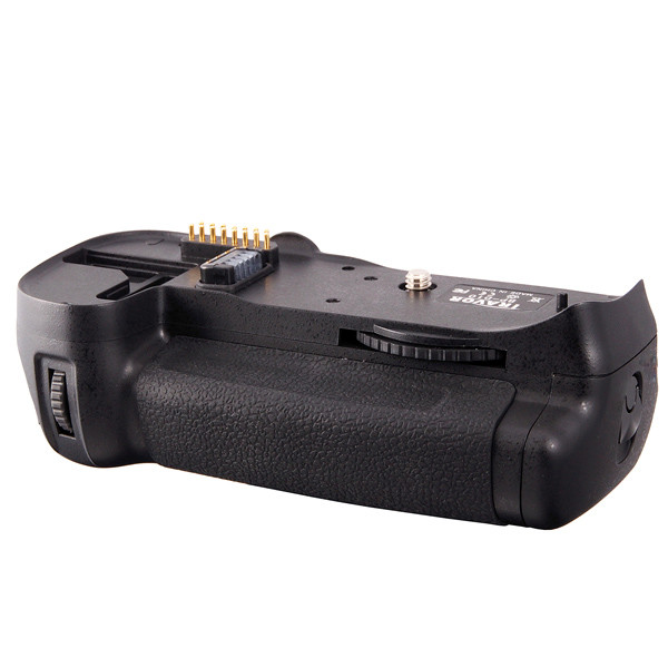 APUTURE® BP-D10 Versatile Battery Grip for Nikon D300, D300S, D700 Cameras, Battery Holder for EN-EL3E / EN-EL4A / EN-EL4