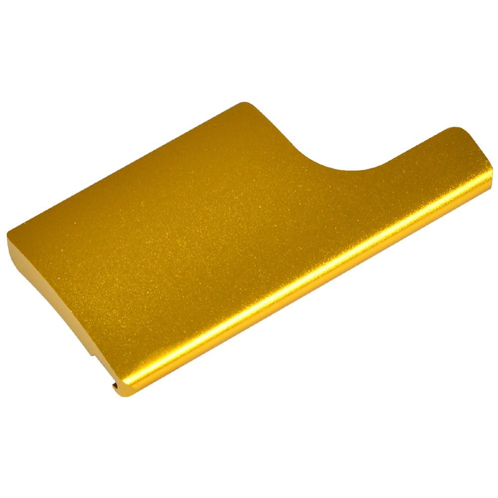 MENGS® CNC Aluminum Snap & Lock Buckle for Gopro Hero 3 / 4 Housing Case - Golden