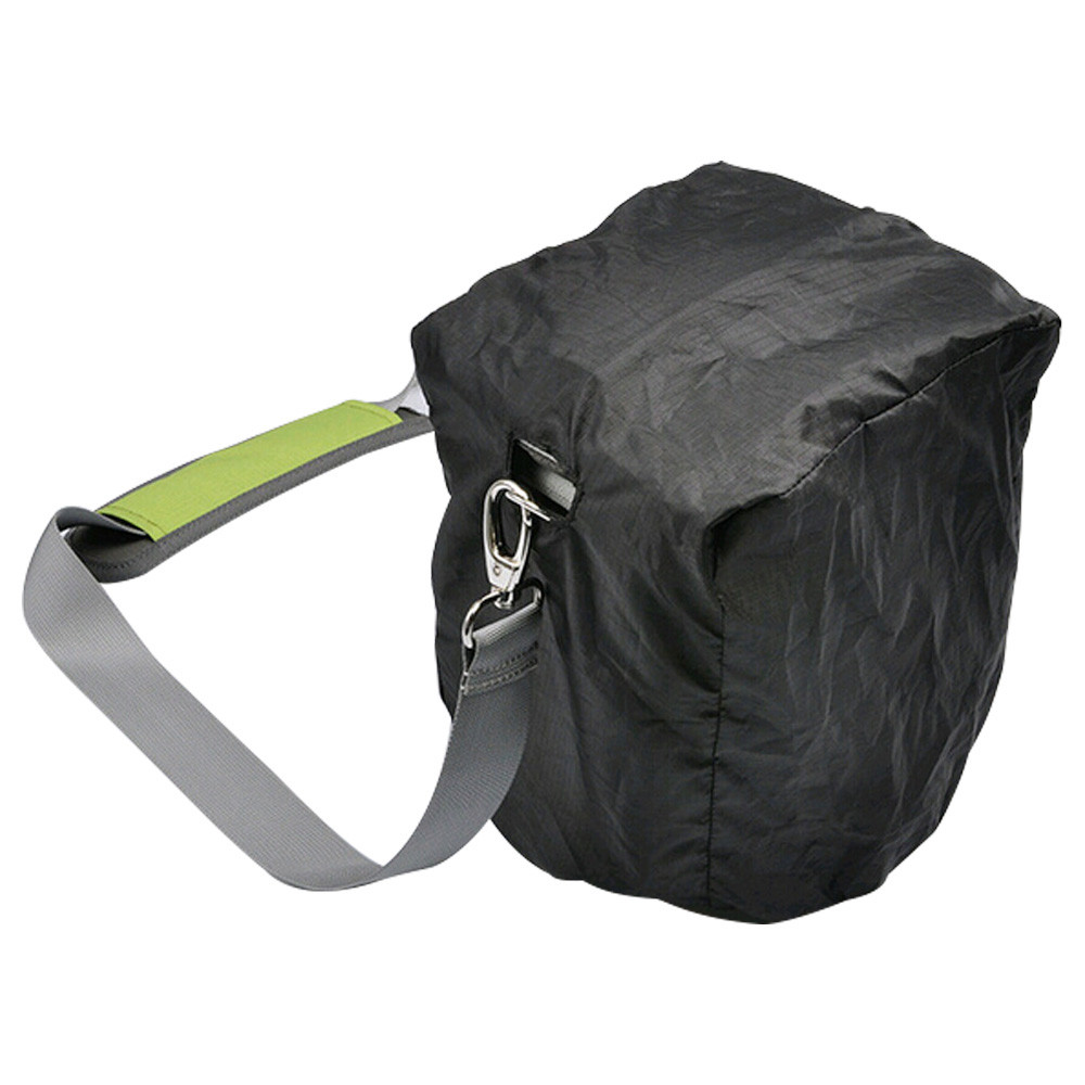 D1 Shoulder And Waist Waterproof Camera Bag With Nylon Material For Nikon Mengs Canon Or Other Dslr