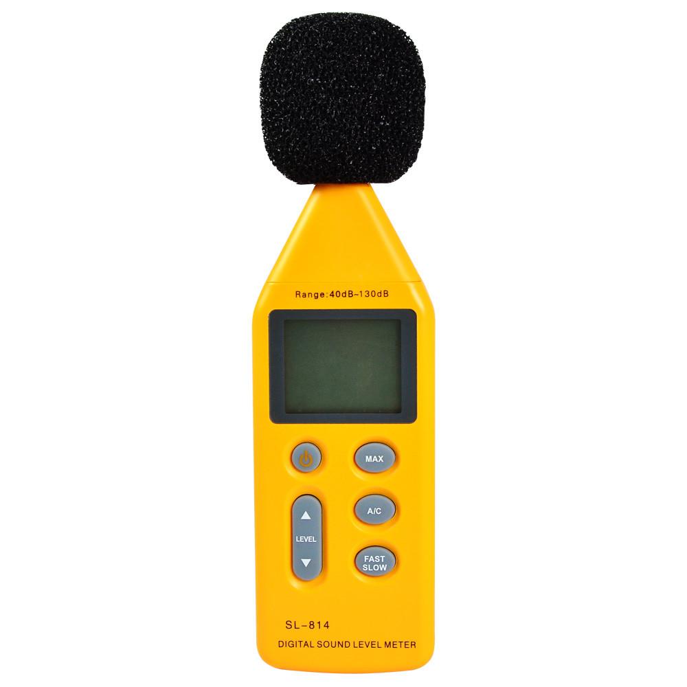 MENGS® Digital Noise Meter Sound Level 40-130db USB Cable Test Measurement