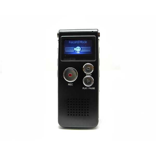 MENGS® 8GB Mini Digital Voice Recorder Dictaphone Audio Recorder Phone Sound Recorder MP3 Player GH-609