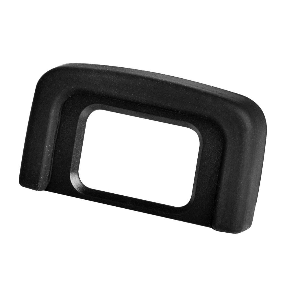 MENGS® DK-25 Rubber Eyecup Eyepiece For Nikon D3000 / D3100 / D3200 / D3300 / D5000 / D5100 / D5200 / D5300