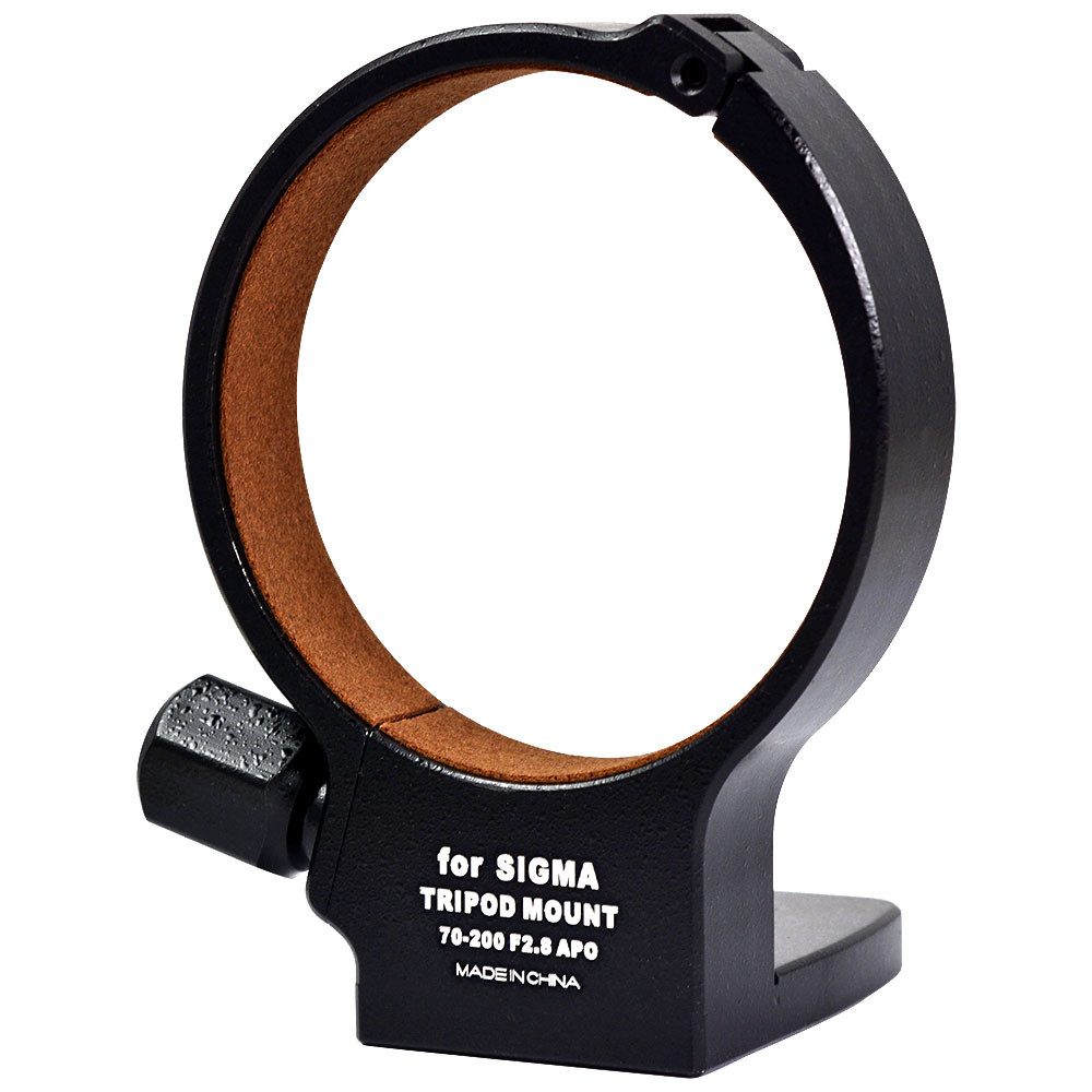 MENGS® 70mm Tripod Mount Ring with Aluminum Alloy Material For Sigma 70-200mm F2.8 II