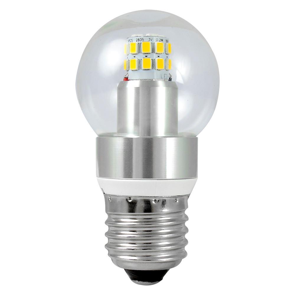 MENGS® E27 5W LED Globe Light 24x 2835 SMD LEDs LED Bulb Lamp in Cool White Energy-saving Lamp