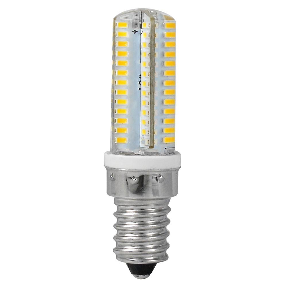 MENGS® E14 5W LED Corn Light 104x 3014 SMD LEDs LED Lamp in Warm White Energy-Saving Light