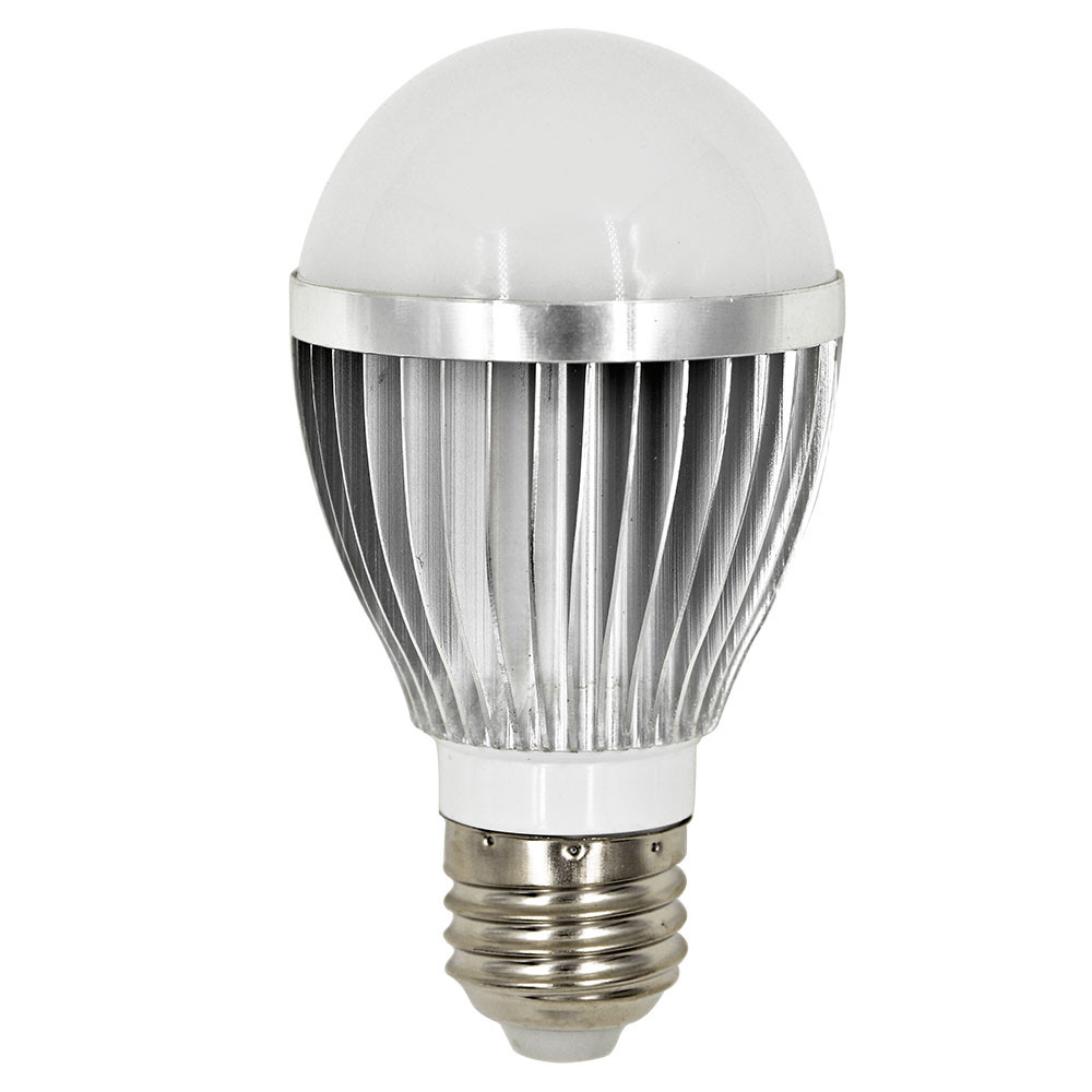 MENGS® E27 5W LED Globe Light 5x 1W SMD LEDs LED Golf Ball Bulb in Cool White Energy-Saving Lamp