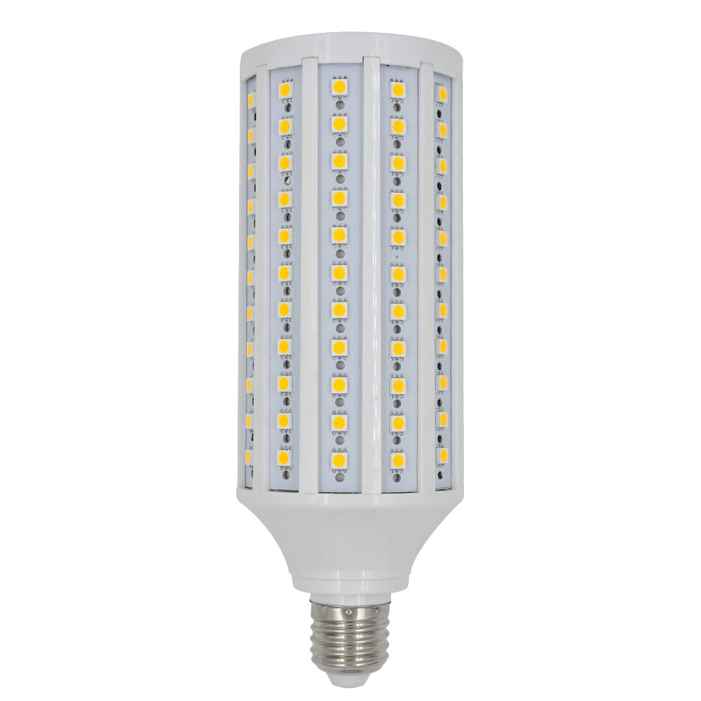 MENGS® E27 25W LED Corn Light 165x 5050 SMD LEDs LED Bulb In Cool White Energy-Saving Lamp