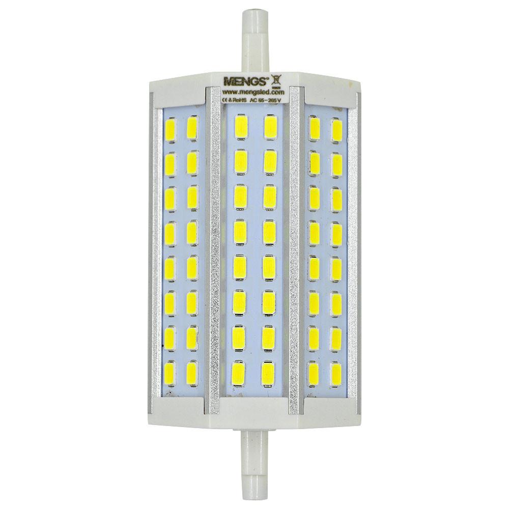 MENGS® R7s 12W LED Flood Light 48x 5730 SMD LEDs LED Lamp Bulb in Cool White Energy-saving Lamp