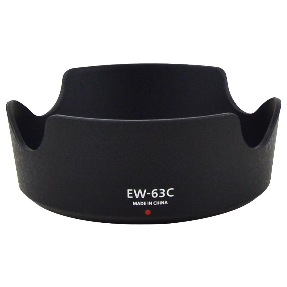 MENGS® EW-63C Petal Shape Lens Hood for Canon EF 28-90mm f/4-5.6 II USM, EF-S 18-55mm f/3.5-5.6 USM, 28-80mm f/3.5-5.6 V USM