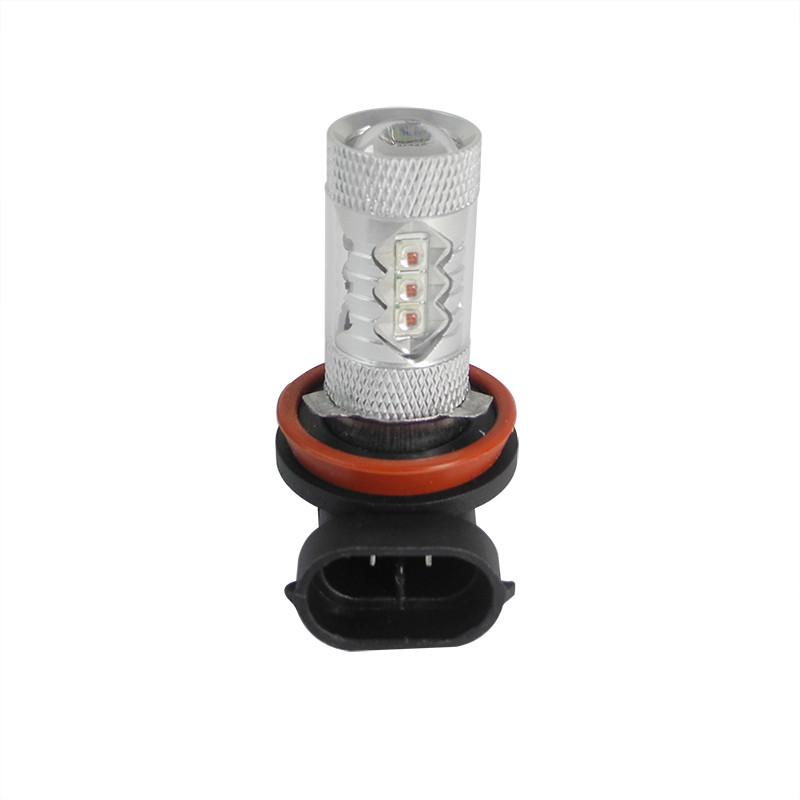 MENGS® H11 20W LED Car Light for LED Anti-Fog Light / Reversing Light / Tail Light DC 9-30V In Red Energy-Saving Lamp
