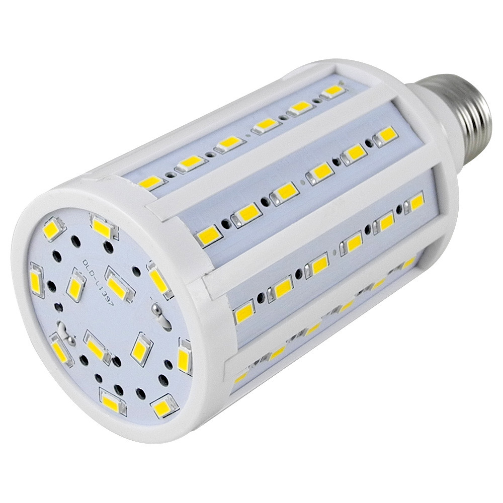 MENGS® E27 15W LED Dimmable Light 72x 5730 SMD LEDs LED Bulb In Warm White Energy-Saving Lamp