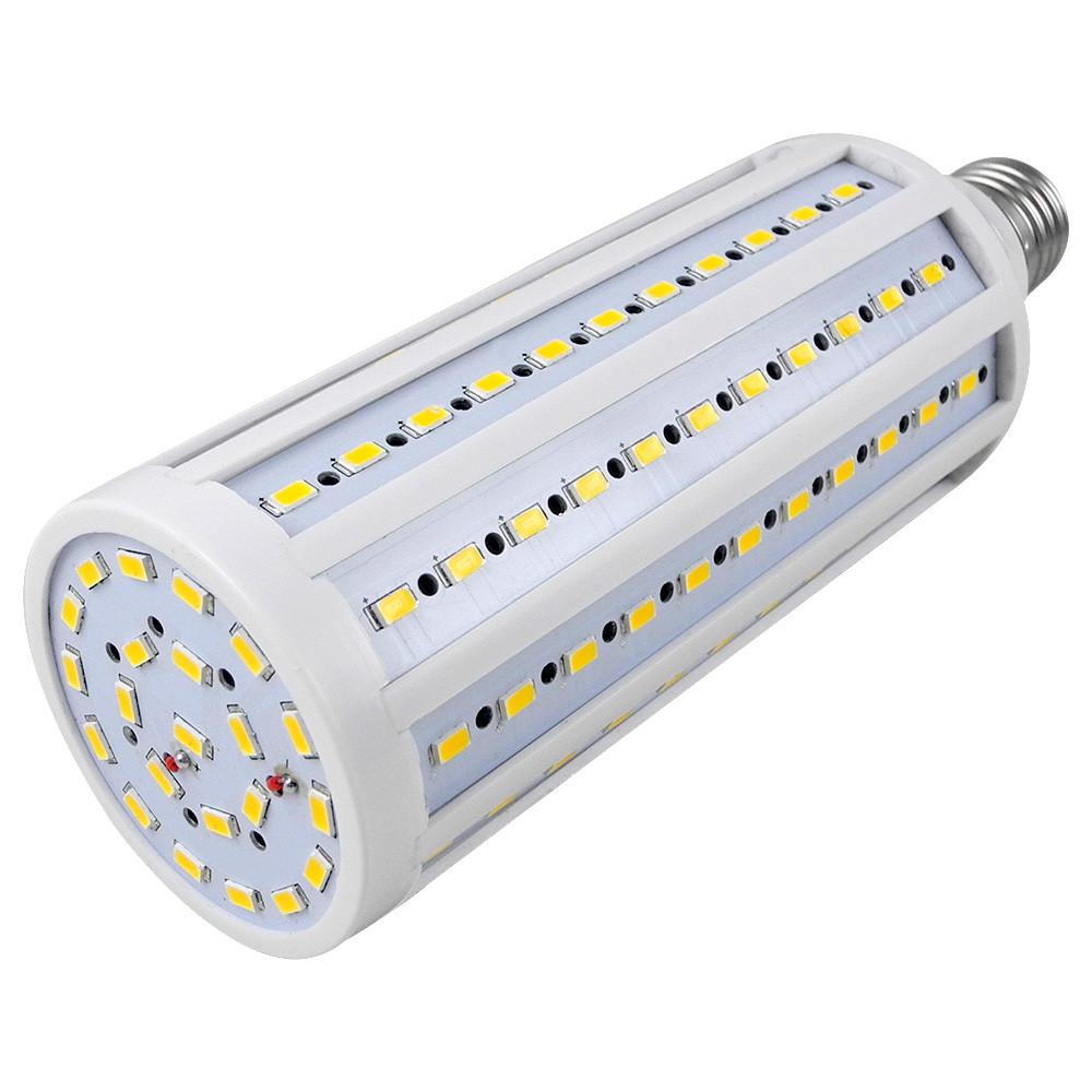 MENGS® E27 25W LED Corn Light 132x 5730 SMD LEDs LED Bulb AC 220-240V In Warm White Energy-Saving Lamp