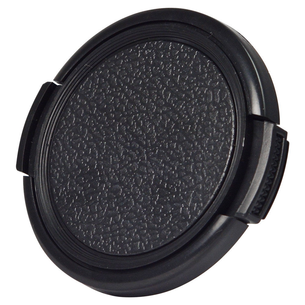 MENGS® E-49U 49mm Snap-On Lens Cap for Canon EF USM Lens