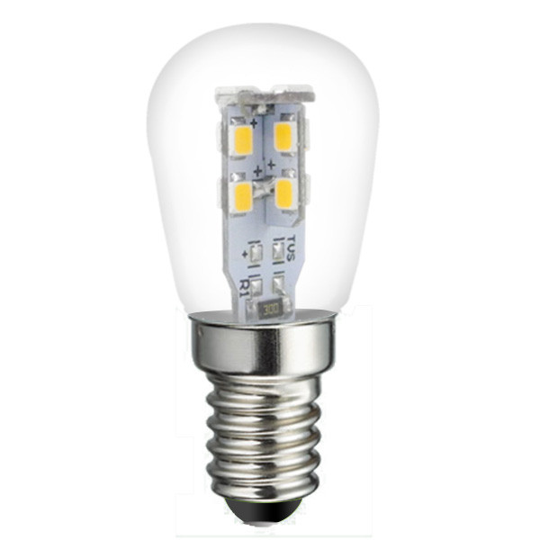 MENGS® E14 2W LED Globe Light 20x 2835SMD LEDs LED Bulb in Warm White Energy-Saving Lamp