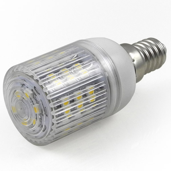 MENGS® E14 3W LED Corn Light 48x 3528 SMD LEDs LED Bulb In Cool White Energy-Saving Lamp