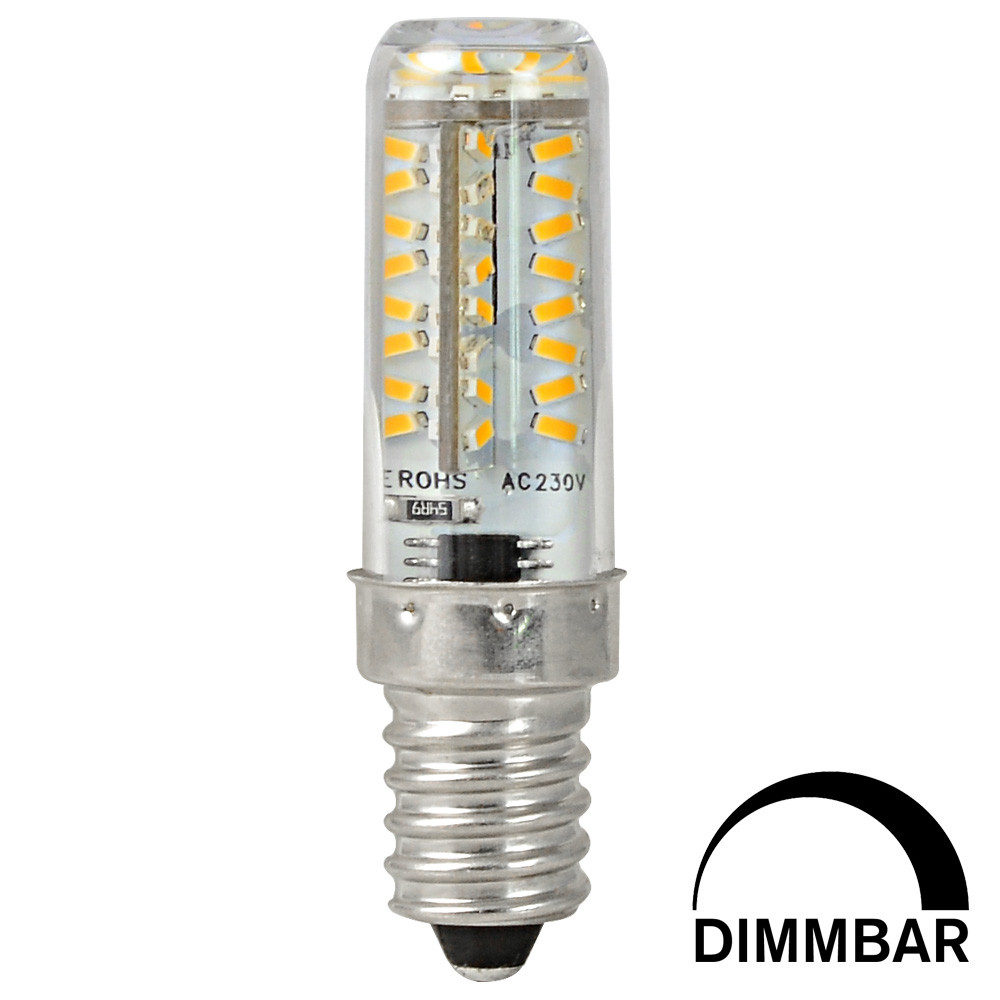MENGS® E14 4W LED Dimmable Corn Light 70x 3014 SMD LEDs LED Lamp in Warm White Energy-saving Lamp