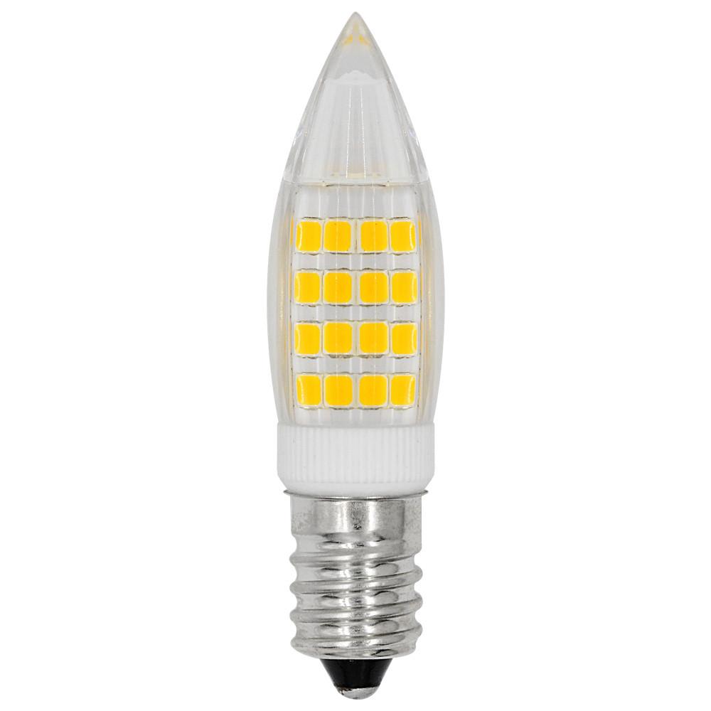 MENGS® E14 5W LED Ligth 51x 2835 SMD LED Lamp AC 220-240V In Cool White Energy-Saving Lamp