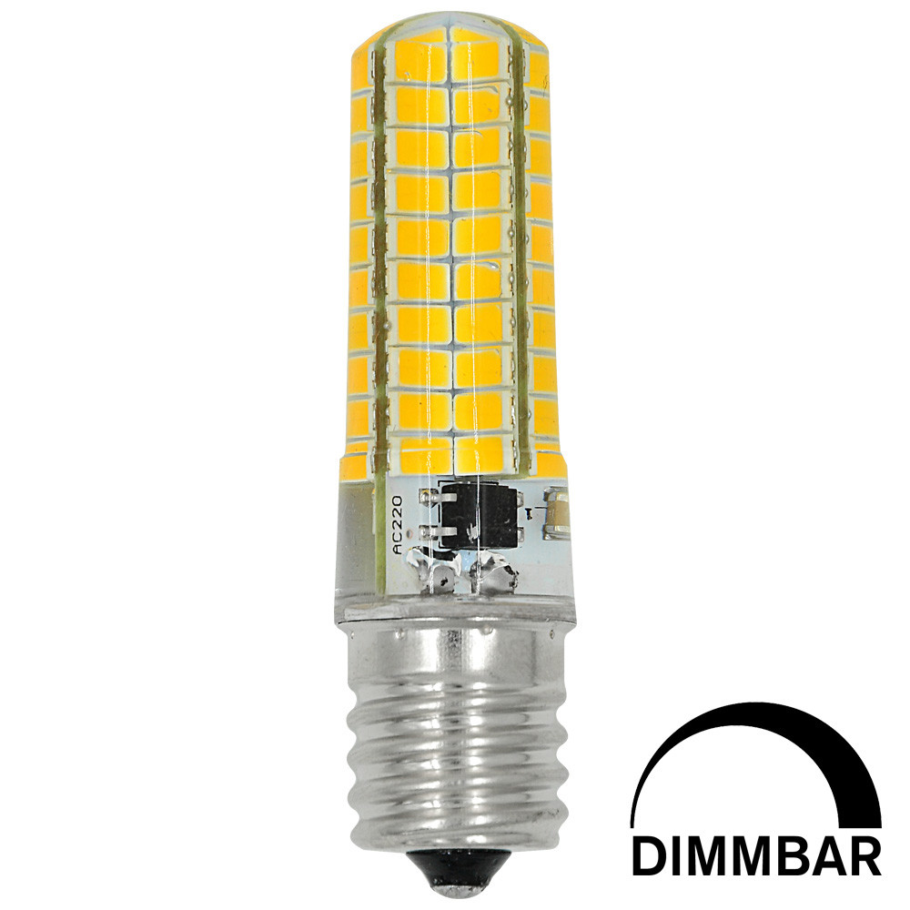 MENGS® E17 7W LED Dimmable Light 80x 5730 SMD LED Bulb Lamp In Cool White Energy-Saving Light