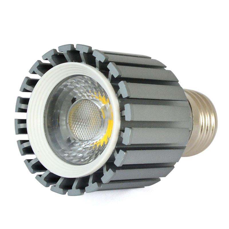 MENGS® E27 10W LED Spotlight COB LED Lamp Blub In Cool White Energy-Saving Light