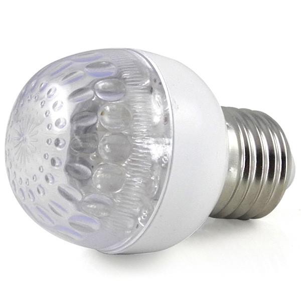 MENGS® E27 1W LED Light 20 SMD LEDs LED Globe lamp Bulb AC 100V - 240V 50Hz-60Hz Good For Decoration - Blue