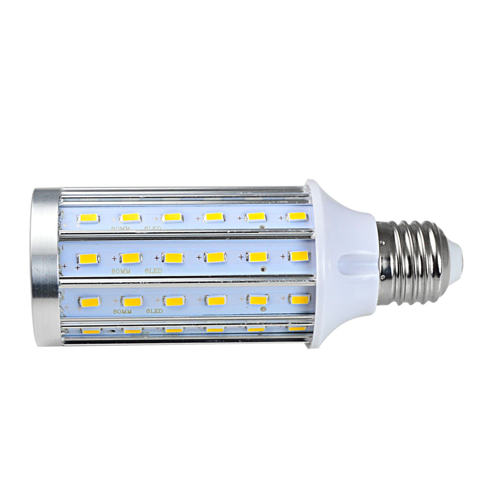 e27 20w led corn light 72x 5730 smd led bulb lamp with aluminum plate in warm white energy. Black Bedroom Furniture Sets. Home Design Ideas