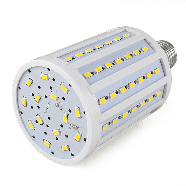 MENGS® E27 20W LED Corn Light 98x 5730 SMD LEDs LED Bulb AC 220-240V In Cool White Energy-Saving Lamp