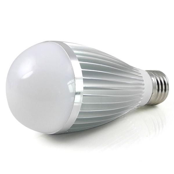 MENGS® E27 7W Dimmable Globe LED Light 7x 1W SMD LEDs LED Bulb In Cool White Energy-Saving Lamp